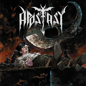 APOSTASY The Blade of Hell CD-digipack