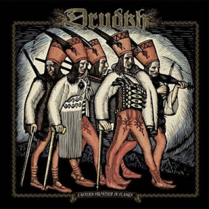 DRUDKH Eastern Frontier In Flames CD-digipack