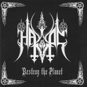 HAVOC Destroy The Planet CD