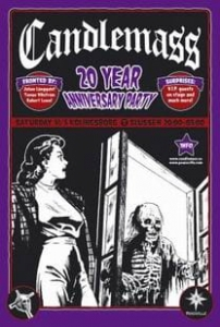 CANDLEMASS 20 Year Anniversary Party DVD