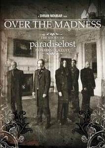 PARADISE LOST Over The Madness: The Story of Paradise Lost 2DVD-digipack