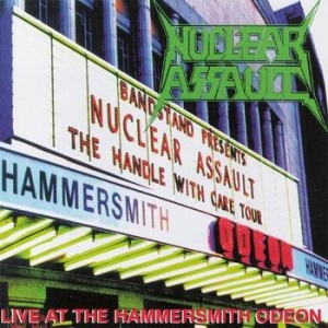 NUCLEAR ASSAULT Live At Hammersmith Odeon LP
