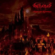 SATHANAS Nightrealm Apocalypse CD
