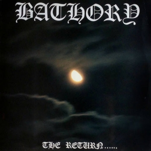 BATHORY The Return... CD