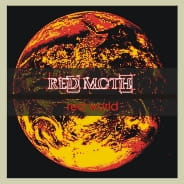 RED MOTH Red World CD-R