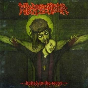 RIBSPREADER Bolted To The Cross LP