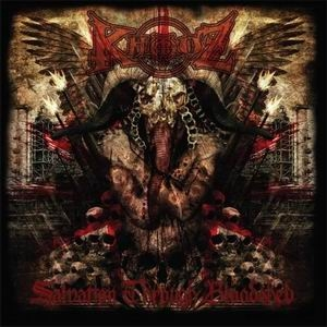 KHAOZ Salvation Through Bloodshed CD