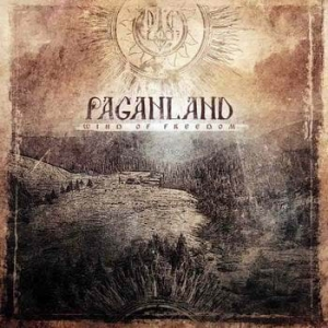 PAGANLAND Wind of Freedom CD