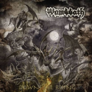 WOMBBATH Downfall Rising CD