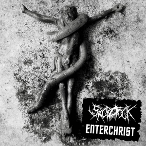 SACROFUCK / ENTERCHRIST Split CD