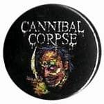 CANNIBAL CORPSE - button badge