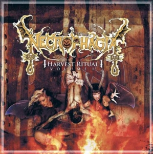 NECROPHAGIA Harvest Ritual Volume I CD-digipack