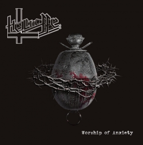 HELLWAFFE Worship of Anxiety CD