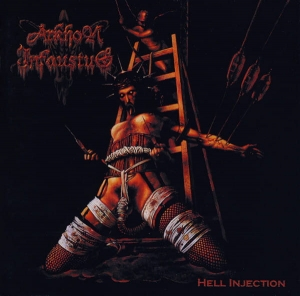 ARKHON INFAUSTUS Hell Injection CD