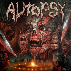 AUTOPSY The Headless Ritual CD