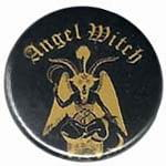 ANGEL WITCH - button badge