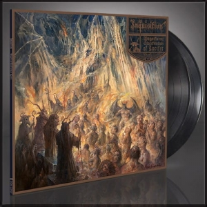 INQUISITION Magnificent Glorification of Lucifer 2LP (BLACK)