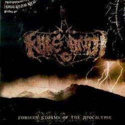 KHISANTH Forseen Storms of The Apocalypse CD