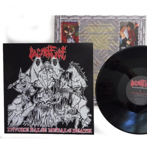 PAGANFIRE Invoke False Metals Death LP