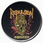 REPULSION Horrified - przypinka