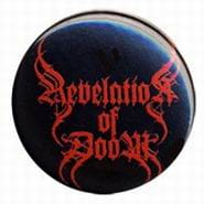 REVELATION OF DOOM Logo - przypinka