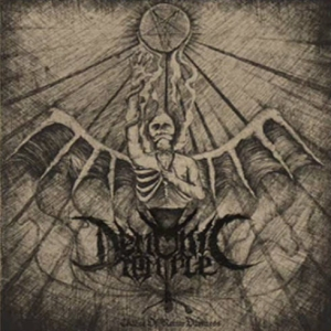 DEMONIC TEMPLE Chalice of Nectar Darkness CD