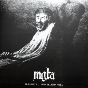 MGŁA Presence / Power and will LP