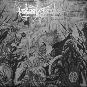 NOKTURNAL MORTUM To The Gates Of Blasphemous Fire CD-digibook