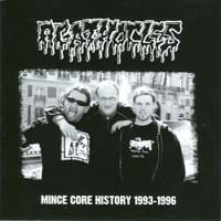 AGATHOCLES Mince Core History 1993-1996 CD