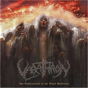 VARATHRON The Confessional of the Black Penitents CD-ecopack