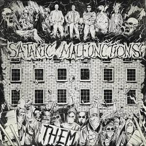 SATANIC MALFUNCTIONS Them CD