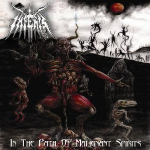 INFERIS In The Path Of Malignant Spirits CD