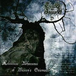 TRAILS OF ANGUISH Relentless Abhorrence of MiseryŚs Grievance CD