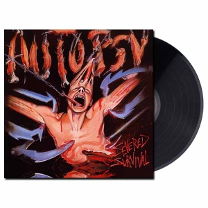 AUTOPSY Severed Survival LP