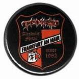 TANKARD Frankfurt am Main - przypinka - button badge
