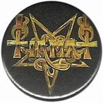 TIAMAT logo - przypinka - button badge