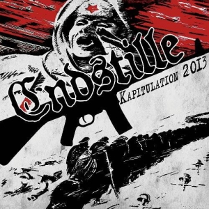 ENDSTILLE Kapitulation 2013 CD-digipack