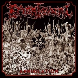 EMBRIONAL Annihilation 2007 + Live CD