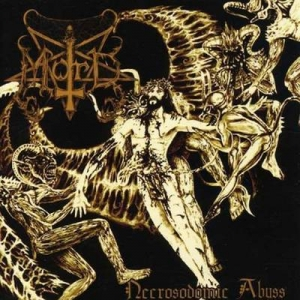 MORD Necrosodomic Abyss CD