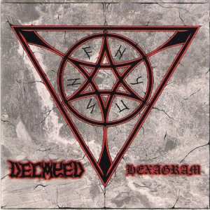 DECAYED Hexagram CD