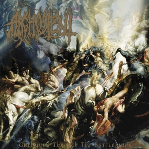 ARGHOSLENT Galloping Through the Battleruins CD-digipack