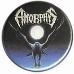 AMORPHIS Black Winter Day - przypinka - button badge