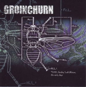GROINCHURN Thuck: Grinding South Africore, the Early Days CD