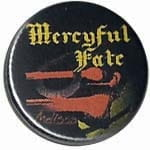 MERCYFUL FATE Melissa - przypinka - button badge