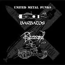 BARBATOS / BLIZZARD United Metal Punks MLP