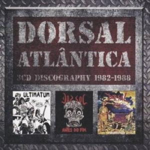 DORSAL ATLANTICA Depois do Fim (After the End) 3CD-BOX