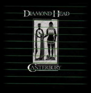 DIAMOND HEAD Canterbury CD-digi