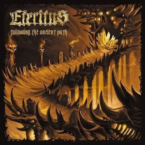 ETERITUS Following the Ancient Path CD