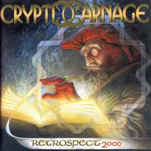 CRYPTIC CARNAGE Retrospect 2000 CD