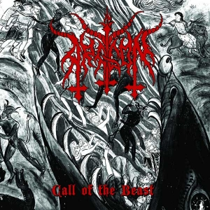 ARAGON Call of the Beast CD